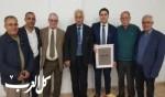 سخنين تكرم المحامي قيس ناصر على عطائه في قضايا