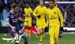 باريس سان جيرمان يستعد لريال مدريد بهدف في تولوز