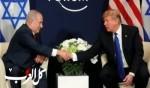 ترامب يشكك في سعي اسرائيل لتحقيق السلام مع الفلسطينيي