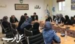 بلدية باقة تختتم مشروع تأهيل ناشطات اجتماعيات