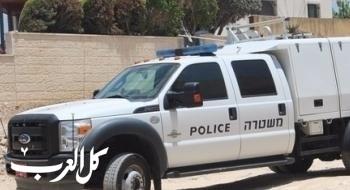 شاب من يركا اعتدى على افراد شرطة