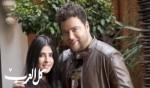 عامر زيان يلتقي شقيقته بعد فراق
