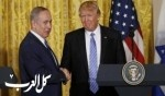 ترامب: تصريحات نتنياهو ملفقة