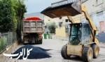 مجلس كفرمندا: المباشرة بترميم وصيانة الشوارع