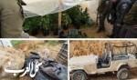 بير هداج: اعتقال مشتبهين بعد العثور على أسلحة مسروقة