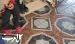المجلس النسائي النقباوي يستنكر ربط سيدة بسلاسل حديدية