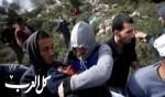 الضفة: اصابات في مواجهات مع قوات الجيش الاسرائيلي