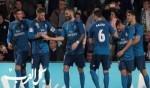 ريال مدريد يتغلب على بيتيس بالدوري الاسباني