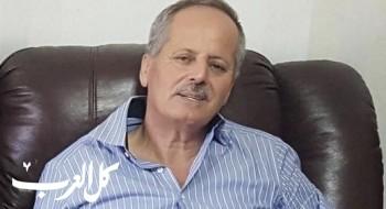 الناصرة: الحاج محمد طاهر قوصيني في ذمة