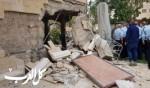 انفجار غاز في بناية سكنية في القدس