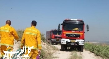 إصابة 6 سجناء جراء اندلاع حريق في