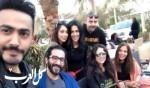 تامر حسني: يوم اسري جميل.. صورة