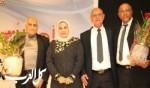 كفرقرع تكرم الشاعر زهدي غاوي والكاتب محمد صبيح