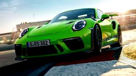 بورش 911 GT3 RS 2018 بتحديثات جديدة!
