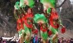 الصين: ألوان مبهرة ورقصات رائعة