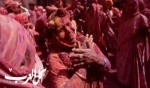 معركة الالوان في الهند استقبالا للربيع