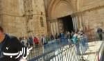 المتابعة: قرار فرض الضرائب على كنائس القدس عنصري