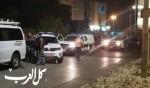 الشرطة: رشق القطار الخفيف في القدس بالحجارة