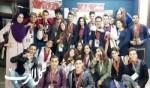 طلاب الشاغور مجد الكروم يبدعون بمسابقة قطرية