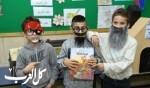 يوم الفانوس في مدرسة عيلوط الابتدائيّة أ