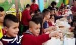 دير الاسد: عبد العزيز أمون تدعم قسم الاطفال