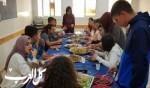 مشروع تبادل الثقافات لثانوية المجد (نعمت)