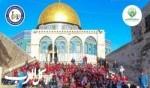 جمعية الأقصى وابن سينا كفرقاسم تزوران القدس