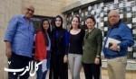 الجليل الثّانويّة في النّاصرة تحتفي بالمرأة