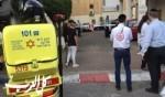 إصابة شاب جرّاء تعرّضه للدهس في القدس