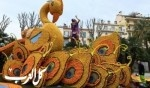 صور من فرنسا: مهرجان الليمون الـ85