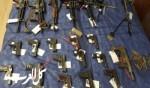 اعتقال 22 مشتبهًا بالتجارة بالاسلحة في القدس