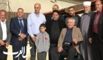 وفد فلسطيني يزور مدينة أم الفحم