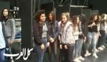 مجد الكروم: طلاب اعدادية محمود درويش يزورون