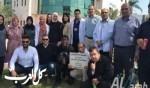 رواد مركز سوا كفرقرع في عطاء بيوم الاعمال الخيرية