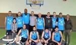 فريق كفرقرع لكرة السلة يستمر بتحقيق الانتصارات