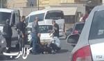 اصابة رجل بعد تعرضه للدهس في كفركنا