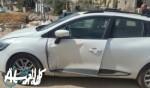 حادث بين سيارتين في كفرقرع