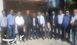 رئيسا المتابعة والقطرية يجتمعان بممثلين عن مدن مختلطة