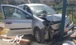جولس: إصابتان جرّاء حادث طرق