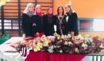 الثانوية الشاملة في كفر قاسم تحتفل بعيد الأم