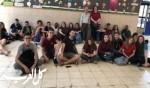 مدرسة الزرازير تستقبل مدرسة فيتسو نهلال