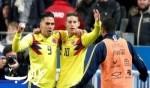 كولومبيا تقلب الطاولة على فرنسا استعدادًا لكأس العالم