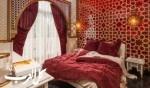 كيف تستخدمين اللون الاحمر في منزلك؟