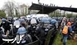 فرنسا: إطلاق قنابل واشتباكات مع قوى الأمن
