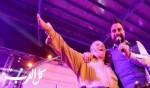 النجم الأردني طوني قطان يتألق في بيت جالا