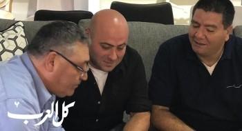 نضال بدارنة نجم BLU في رمضان 2018