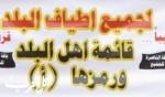 قائمة أهل البلد ورمزها (أ) يافة الناصرة: ماضون