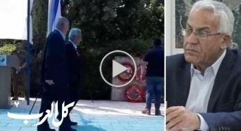 انتقادات لمشاركة عنبتاوي بإحياء ذكرى قتلى إسرائيل