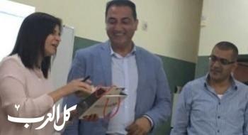 الناصرة: د.عدنان مجلي يزور ماريوسف