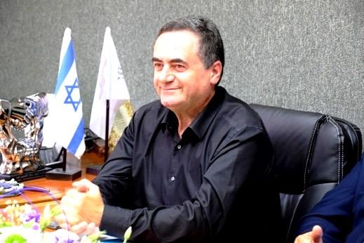 نتيجة بحث الصور عن site:alarab.com يسرائيل كاتس